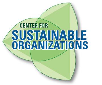 Welcome To Sustainable Organizations